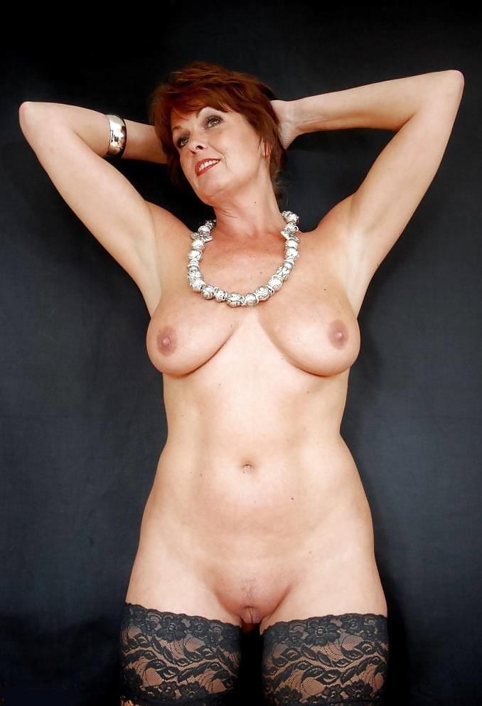 Girl big breast pushing